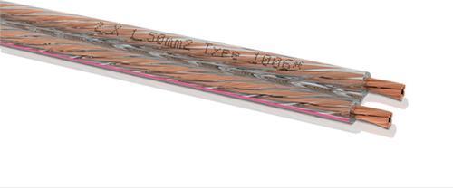 Oehlbach Hifikaiutinkaapeli, 2x1.5mm2, metri-1156