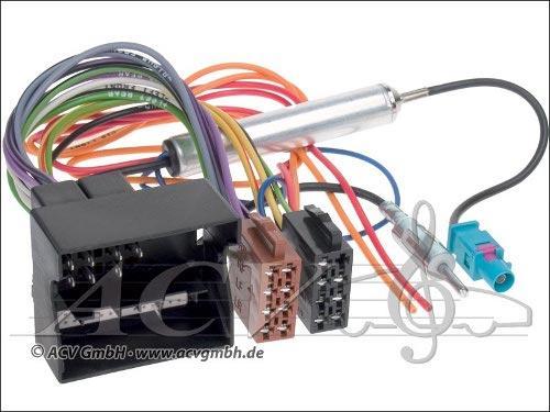 1230-46 Radioj ISO/Opel+ant.adapt.DIN virransyötöllä-446