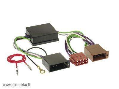 1332-02 Audi Aktiivijärjestelmä adapteri Audi 80/100-718