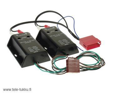 1335-02 Audi Täysaktiivijärjestelmä adapteri-720