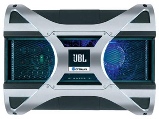 JBL A6000GTi 2/1 Balans. Autovahvistin-357