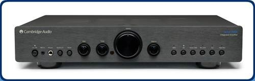 Cambridge Audio Azur 351A, Musta-929