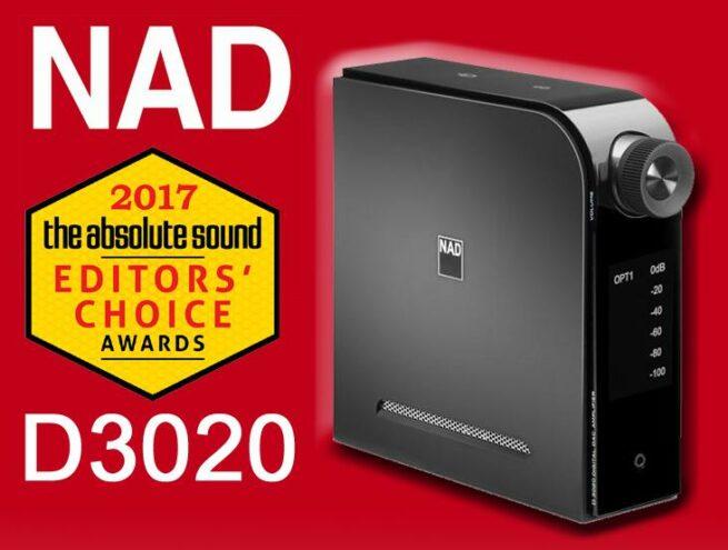 NAD D3020 V2 Hybrid Digital DAC vahvistin-16101