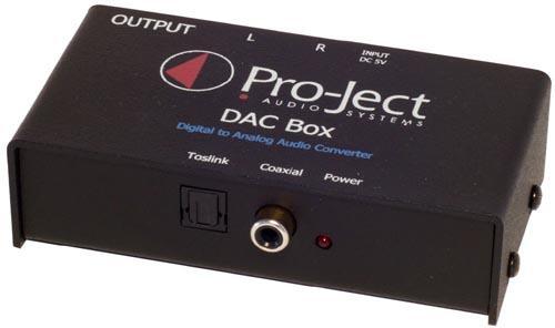 Pro-Ject DAC Box TV-1534