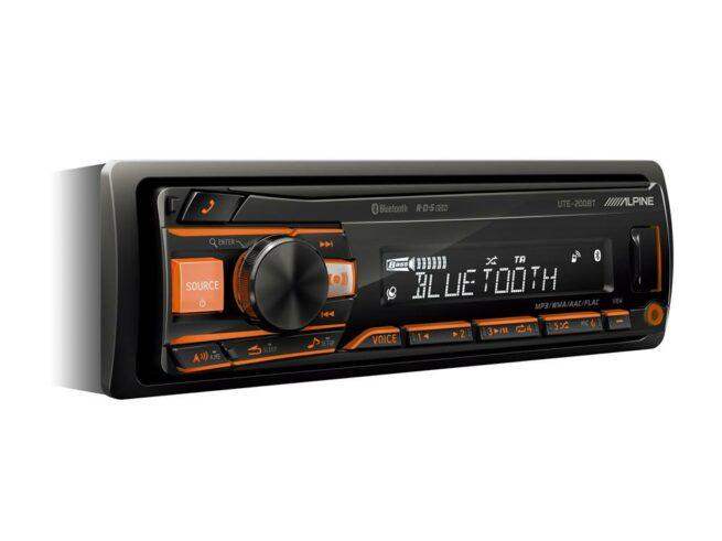 Alpine UTE-200BT USB Bluetooth Soitin-20498