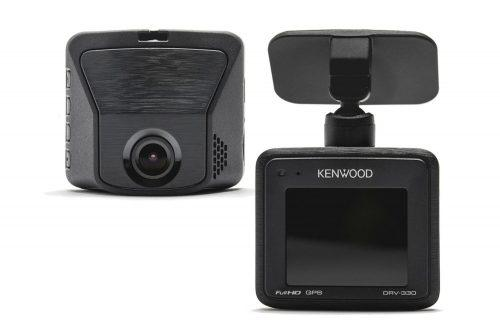 Kenwood DRV-330 Ajoneuvokamera, GPS-0