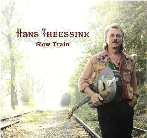 Hans Theessink - Slow Train LP-2293