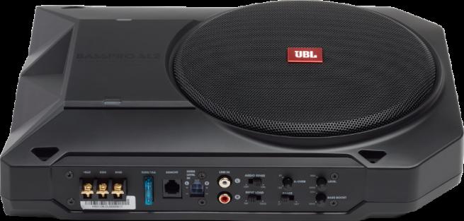 """JBL BassPro SL2 8"""" Aktiivinen Subwoofer-23984"""
