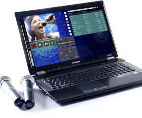 Melbox Start 10 Karaoketietokone, n. 470 laulua-0