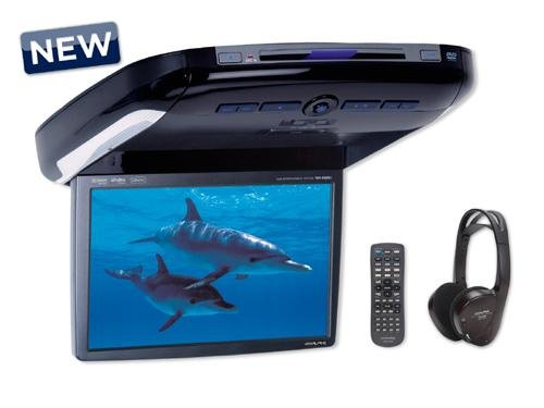 "Alpine PKG-2100P 10.2"" Kattonäyttö+DVD-245"