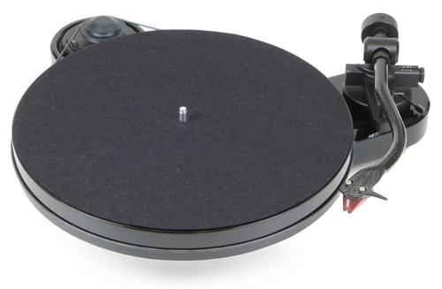 Pro-Ject RPM 1 Carbon 2M Red, Musta-2121