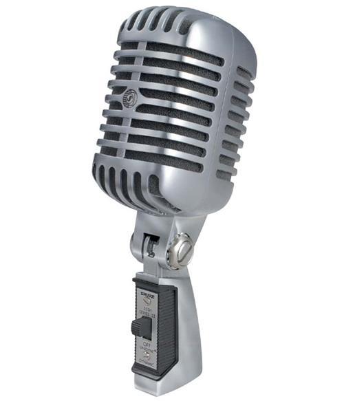 Shure 55SH Series II Retro Mikrofoni-1028