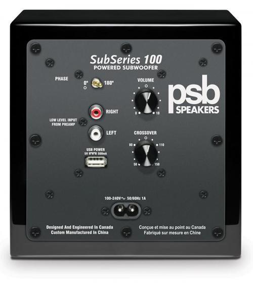 Psb Subseries 100 Microsubw, Kiilto-Musta-0
