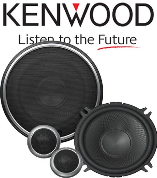 "Kenwood KFC-S503P 2-Tie 5.25"" Erillissarja-0"