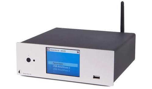 Pro-Ject Stream Box DS Verkkosiirrin-0