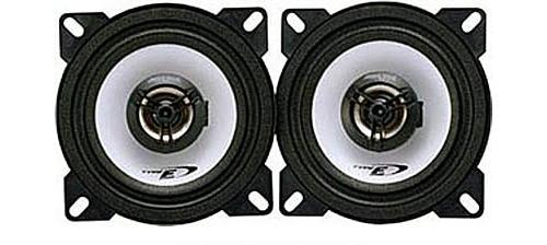 "Alpine SXE-1025S 4"" (10cm) Kaiuttimet-0"