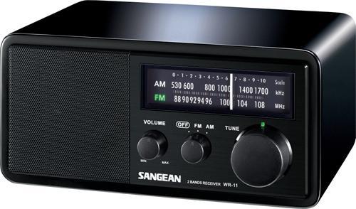 Sangean WR-11 Pöytäradio-12009
