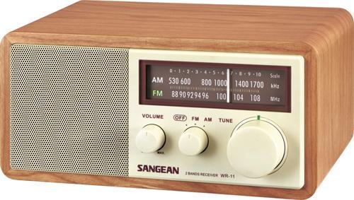 Sangean WR-11 Pöytäradio-0