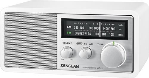 Sangean WR-11 Pöytäradio-12011