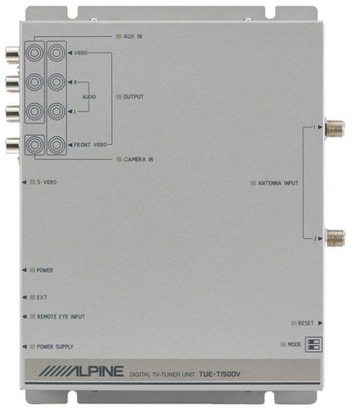 Alpine TUE-T150DV Digiviritin autoon-0