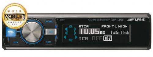 Alpine RUX-C800 Prosessoriohjain-0