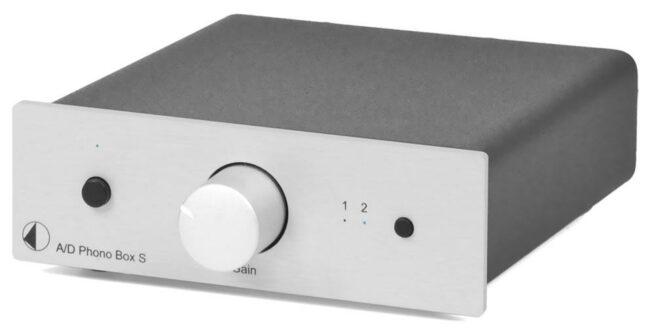 A/D Digit Phono Box S RIAA-Korjain-0