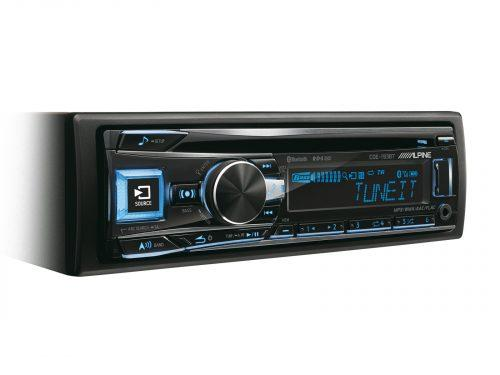 Alpine CDE-193BT Bluetooth Soitin-0