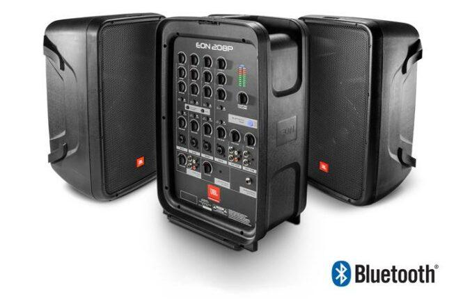 JBL EON208P Siirrettävä PA Järjestelmä-0