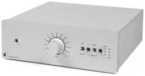 Phono Box RS HighEnd RIAA-Korjain-12649