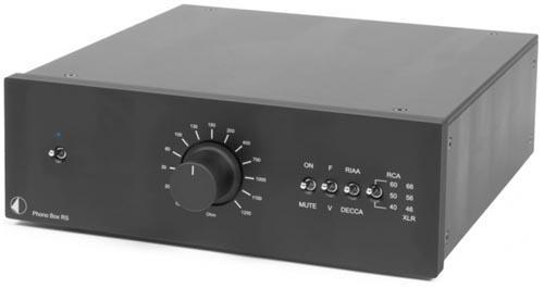 Phono Box RS HighEnd RIAA-Korjain-0