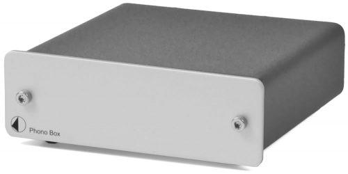 Phono Box (DC) MM/MC RIAA-Korjain-0