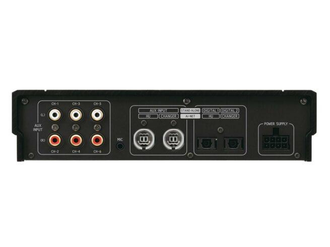 Alpine PXA-H800 Prosessori-12207