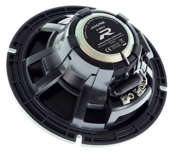 """Alpine R-S65.2 6.5"""" 2-Tie Koaksiaalit-22038"""
