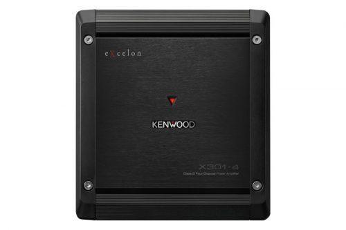 Kenwood X301-4 D-Luokan 4-Kanavainen-0