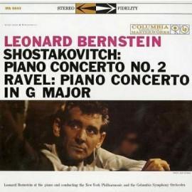 Leonard Bernstein: Shostavich & Ravel-0