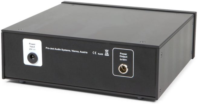 Pro-Ject Power Box RS Phono Akkuvirtalähde-13023