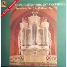 Saint-Saëns: Organ Symphony-0