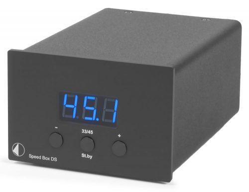 Pro-Ject Speed Box DS Elektroninen nopeudensäädin-0