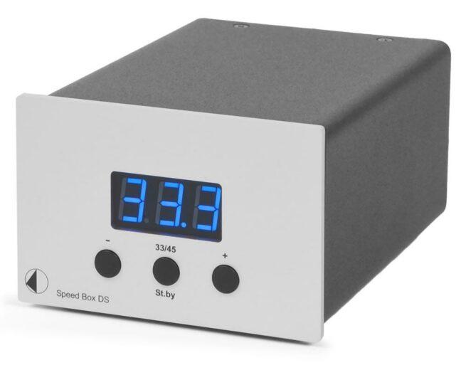 Pro-Ject Speed Box DS Elektroninen nopeudensäädin-13013