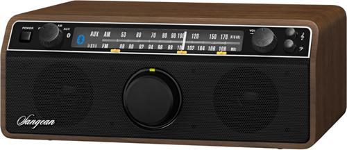 Sangean WR-12BT Pöytäradio-0
