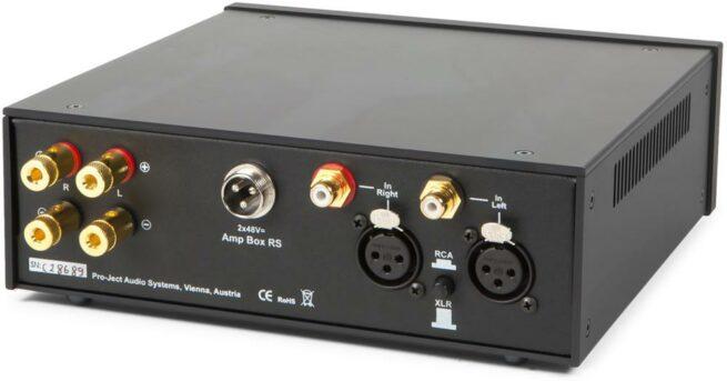 Pro-Ject Amp Box RS Stereopääte-13568
