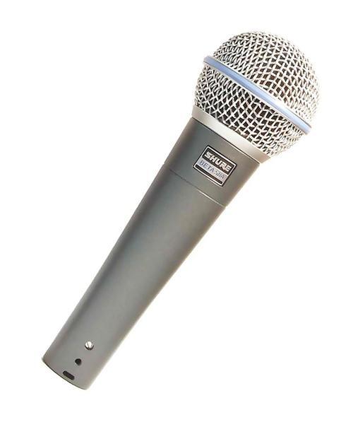 Shure Beta 58A Mikrofoni-0