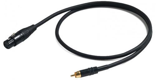 Proel CHLP270 XLR(n)-RCA(u)-0