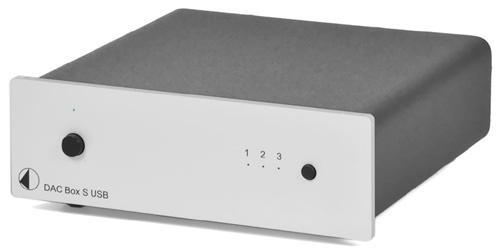 Pro-Ject DAC Box S USB-0
