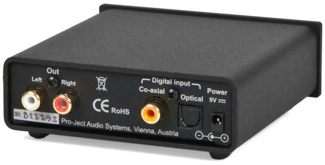 Pro-Ject Dac Box FL-13636