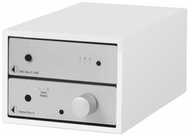 Pro-Ject Design Box Acryl 2-13396