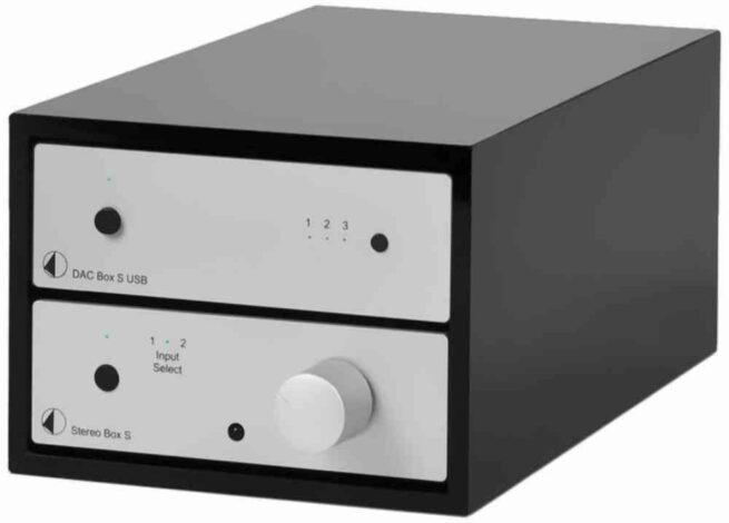 Pro-Ject Design Box Acryl 2-13397