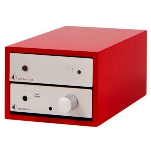 Pro-Ject Design Box Acryl 2-0