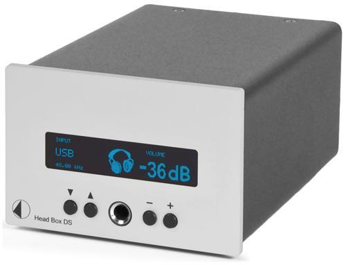 Pro-Ject Headbox DS Usb Kuulokevahvistin-0