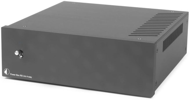 Pro-Ject Power Box RS Uni 4-Way Virtalähde-0